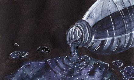 Wie ich das Universum verschüttete…/ How I spilled the universe…