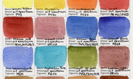 Art Spectrum Watercolours