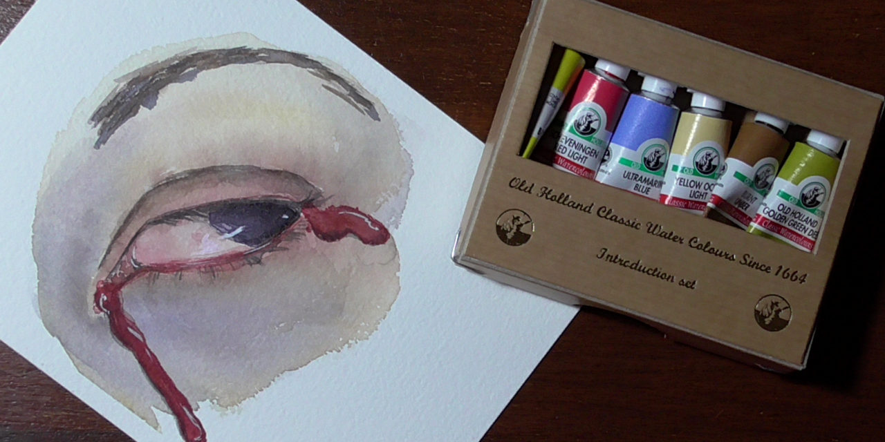 Old Holland Classic Watercolour Introduction Set