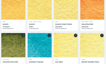Sunandcolors.com update!