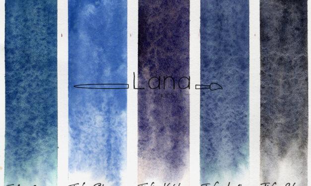 Schmincke super granulierende Farben: Teil 4 (Ende!)