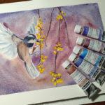 Schmincke – Supergranulierende Farben – Teil 1 (Galaxie)
