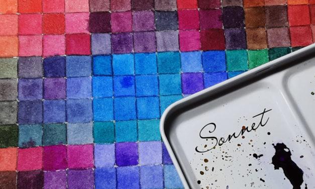 Review Sonnet Aquarell Set