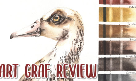 Review: Art graf earth colours