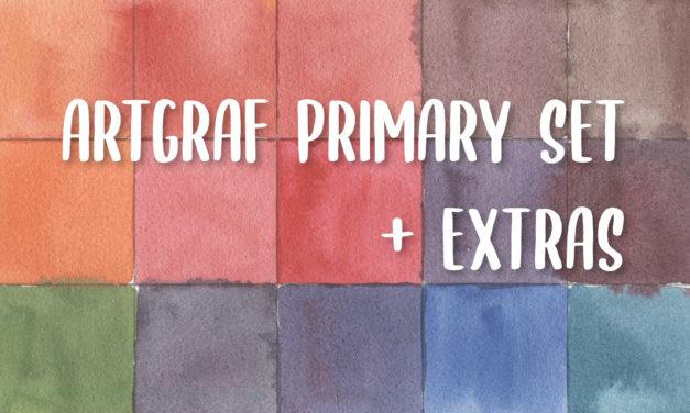Art Graf Primary Review + Rot und Grün